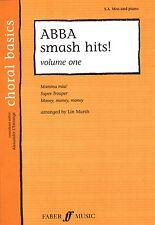 ABBA smash hits! Noten für Chor SAB und Klavier