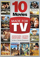 10 MOVIES MADE FOR TV (3PC)...-10 MOVIES MADE FOR TV (3PC) / (FULL 3PK S DVD NEW