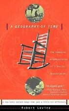 Geography of Time : The Temporal Misadventures of a Social Psychologist by...