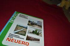 Neuero Pneumatic Grain Conveyors Dealers Brochure YABE4