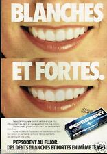 Publicité advertising 1978 Dentifrice pepsodent