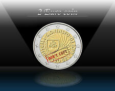 "SLOVAKIA 2 EURO Commemorative coin 2016 "" Slovak Presidency of the EU "" UNC *NEW"