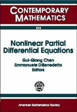 Nonlinear Partial Differential Equations: International Conference on Nonlinear