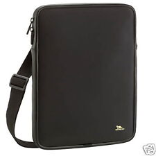 Rivacase 5010 universal Black tablet Bag cover upto 10.2 tabs ipad Shock proof
