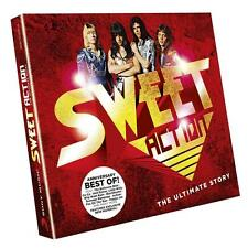 Action: Ultimate Sweet Story(Deluxe Action-Pack) - Sweet (2015, CD NEU)