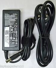 DELL INSPIRON PP12L ORIGINAL OEM LAPTOP ADAPTER BATTERY CHARGER 19.5V 3.34A 65W