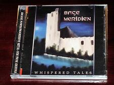 Sage Meridien: Whispered Tales - Limited Edition CD 2016 Stormspell Records NEW