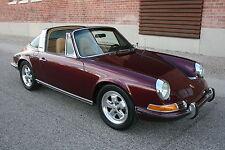 Porsche: 911 Targa