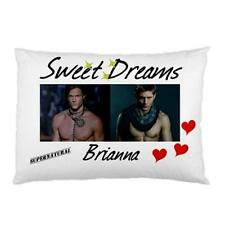Personalised Supernatural Dean And Sam Winchester Pillowcase Sexy And Shirtless