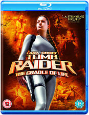 TOMB RAIDER 2 - BLU-RAY - REGION B UK