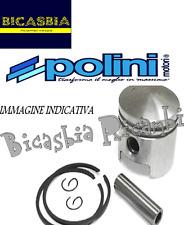 7957 - PISTONE POLINI 46,0 CILINDRO PIAGGIO 50 CIAO BRAVO BOXER SI