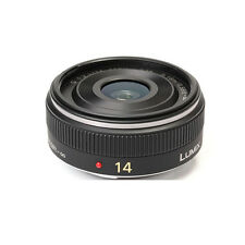 Panasonic Lumix G 14mm f/2.5 AF Aspherical Lens - Black (White Box)