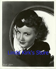 "Janet Blair Promotional Photograph ""Tars and Pars"" Coast Guard Movie 1946"