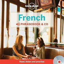 French Phrasebook by Lonely Planet Publications Staff (2015, Mixed Media)