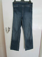H&M Mama Blue Straight Leg Jeans in Size Small / Size 8 - 10 - L28