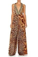 CAMILLA RULER OF THE UNDERWORLD TWIST BACK JUMPSUIT NWT SIZE 1 AU 6-8 US 2-4