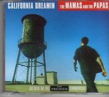 (CK972) The Mamas & The Papas, California Dreamin - 1997 CD