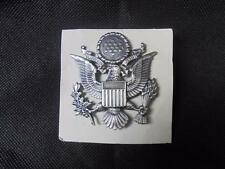 New Genuine Issue USAF United States Air Force Officers Service Cap Badge