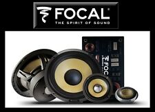 "FOCAL ES 165KX3 K2 POWER HIGH-END 3-WAY SYSTEM 6,5"" / 165mm BRAND NEW, WARRANTY"