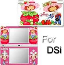 Strawberry Shortcake SKIN DECAL COVER STICKER for DSi
