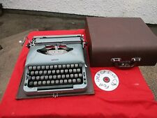 VINTAGE IMPERIAL GOOD  COMPANION   PORTABLE TYPEWRITER.  FREE  DELIVERY