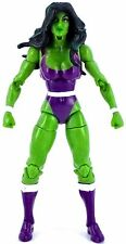 Marvel Universe 2012 TRU Exclusive SHE-HULK (GREATEST BATTLES COMIC PACK) Loose