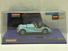 Carrera 30473 Digital132 Slot Car Morgan Plus 8