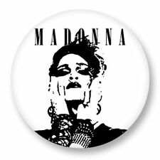 Parche imprimido, Iron on patch, /Textil sticker, Pegatina/ - Madonna
