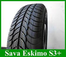 Winterreifen auf Stahlfelgen Sava Eskimo S3+  175/65R14 82T  Mazda 2