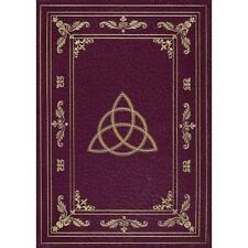 Wiccan Triquetra Charmed Book of Shadows or Journal!