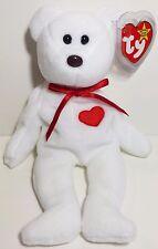 "TY Beanie Babies ""VALENTINO"" VALENTINE'S DAY LOVE Teddy Bear - MWMT! GREAT GIFT!"