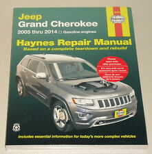 Reparaturanleitung Jeep Grand Cherokee Typ WH + WK2, Baujahre 2005 - 2014