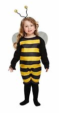 Toddler Bumble Bee Fancy Dress Up Party Costume Age 3 World Book Day NEW