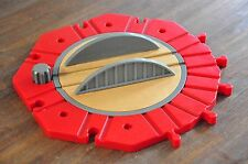 THOMAS TANK ENGINE Wooden Railway Turntable for Tidmouth Sheds Roundhouse