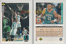 NBA UPPER DECK 1994 COLLECTOR'S CHOICE - Alonzo Mourning #133 - Ita/Eng- MINT