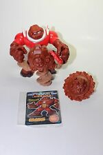 FISHER PRICE Planet Heroes Mars DIGGER 4 Poseable Figure w/ Drill, Shield & Card