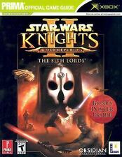 Star Wars Ser. Episode 1: Knights of the Old Republic II : The Sith Lords by...
