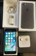 ~NEW OPEN BOX~ Apple iPhone7 32gb MATTE Black (T MOBILE) CLEAN IMEI