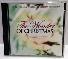 WONDER OF CHRISTMAS Holiday CD/Tommy Coomes Band (2002 CD)/Billy Graham