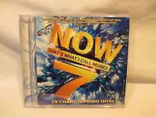 Now That's What I Call Music! 7 (CD, Virgin) Lopez, R. Kelly, Stefani, Britney