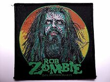 ROB ZOMBIE  WOVEN  PATCH