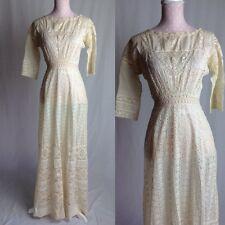 Vintage/Antique Edwardian Lace Dress