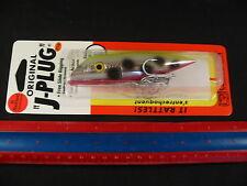 Luhr Jensen Original J-Plug Rattler 5004-004-0208 Ludington Wate Salmon Lure