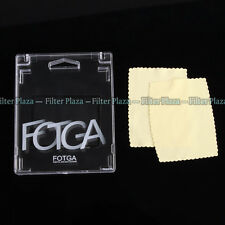 FOTGA Optical Glass Rigid Hard LCD Screen Protector For Nikon D40/D40X/D60 DSLR