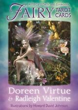 Fairy Tarot Cards : A 78-Card Deck and Guidebook by Doreen Virtue and...