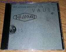 "DEF LEPPARD  ""Vault: Def Leppard Greatest Hits (1980–1995)"" NEW  (CD, 1995)"