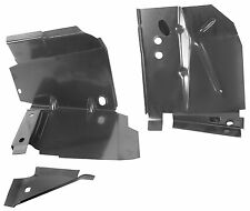 Mustang Torque Box Front 2 Piece Style Coupe & Fastback LH 1969 - 1970