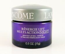 Lancome Renergie Lift Multi-Action Lifting and Firming Night Cream 0.5 Oz