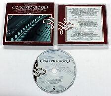 Autori Vari CONCERTO GROSSO 2007 FMA CD COLONNE SONORE FILM OST