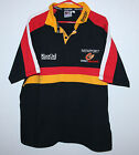 Newport Gwent Dragons rugby jersey KooGa Size L